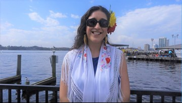 First Coast YOU: Maria Regla Valdes was meant to dance in Jacksonville