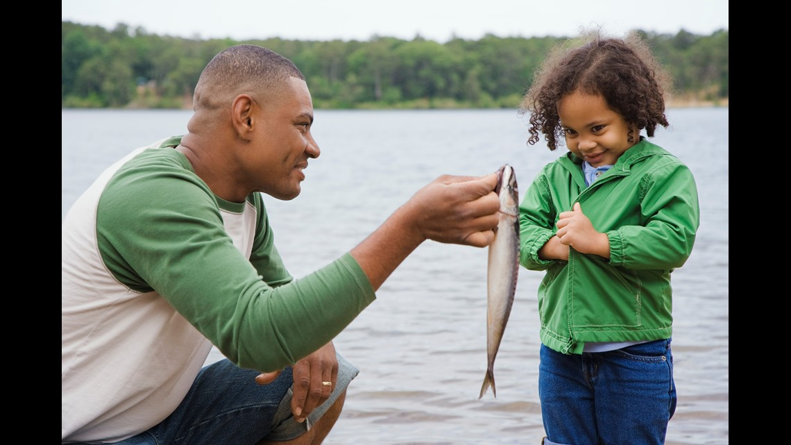 This weekend is your chance for for Florida fishing license price