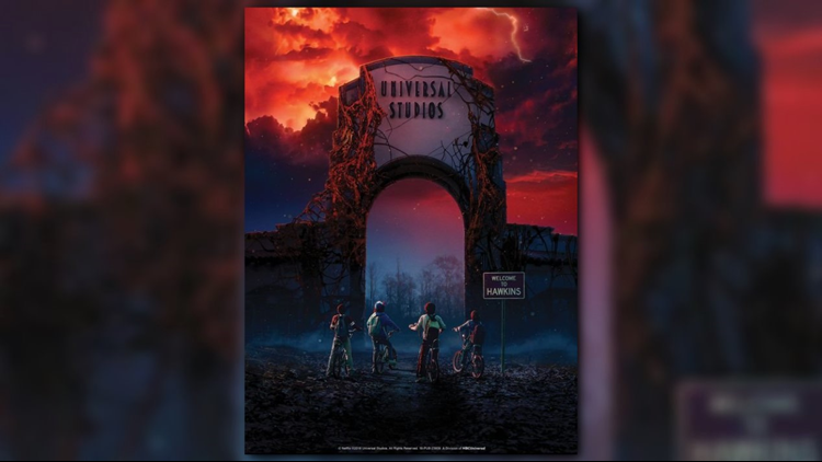 Stranger Things Coming to Universal Orlando