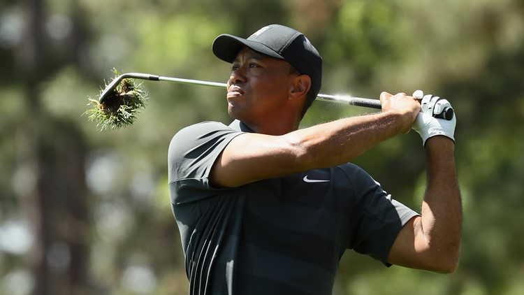 Tiger Woods commits to Wells Fargo Championship""