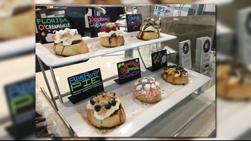 Shark Tank cinnamon roll bakery closes shop in Mandarin less than a year after opening