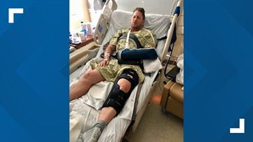 Hit-and-run crash leaves Ponte Vedra bicyclist with extensive injuries