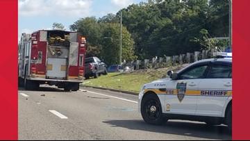 EB lanes of Arlington Expressway back open after 5-vehicle crash