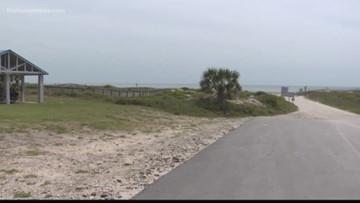 Sunbather run over in Fernandina Beach; second time in a month