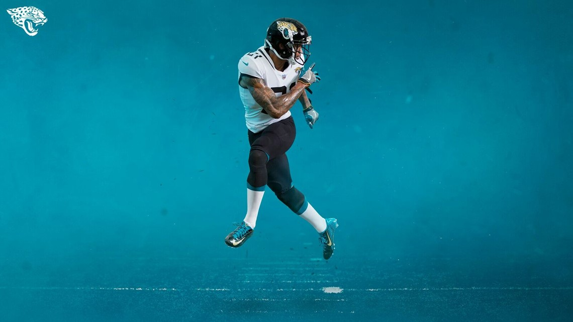 7ab3d151 Jaguars could wear their teal alternate uniforms three times this ...