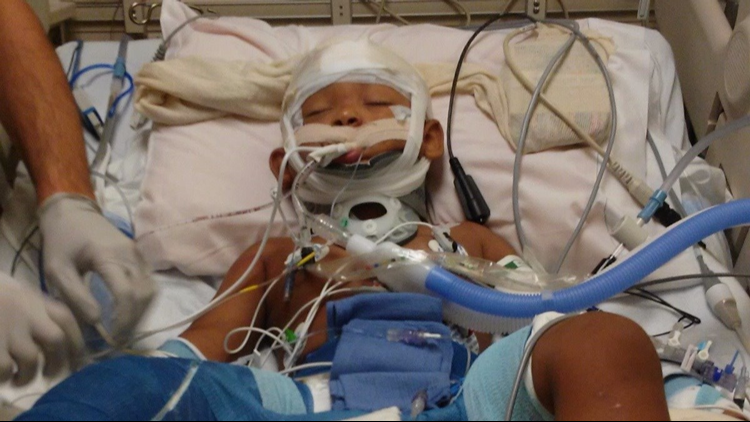 Palatka Boy Fighting For His Life Following Horrific Car Accident