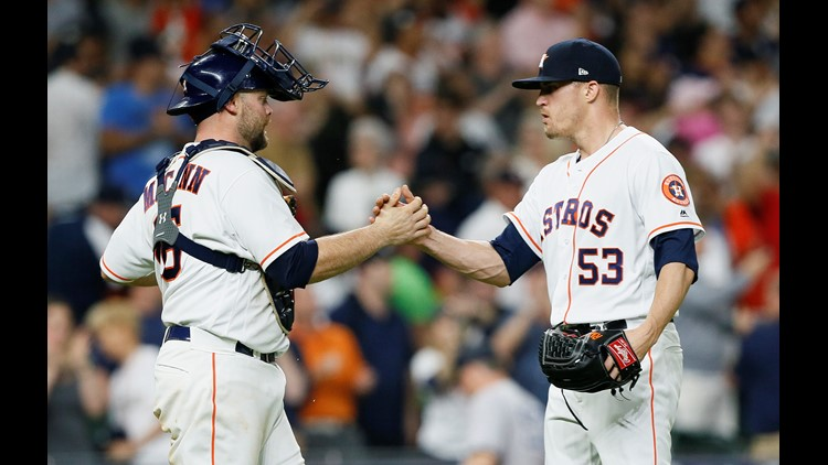 Did You See This Astros Pitcher Legendary Meltdown Last Night?