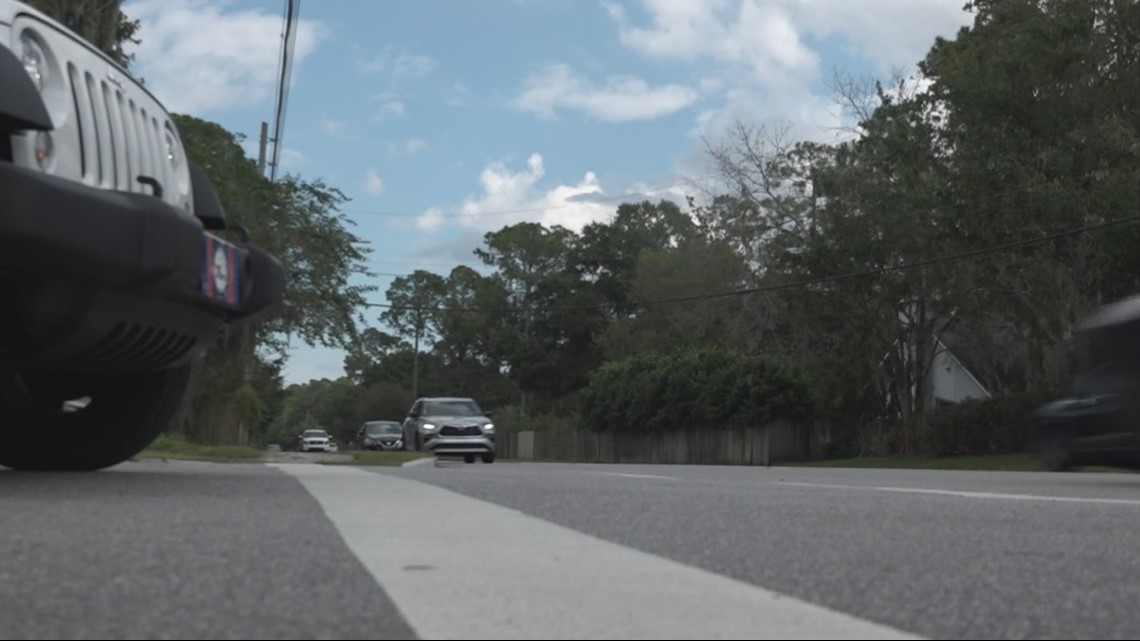 Nearly 70 calls for service for crashes on Losco Road this year