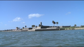 St. Augustine fort reopening Monday after being closed 37 days during shutdown