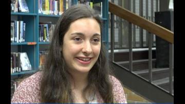 Student of the Week: Carmen Villavere