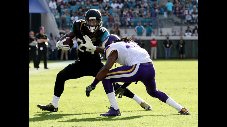 Jaguars to hold joint preseason practices with the Vikings