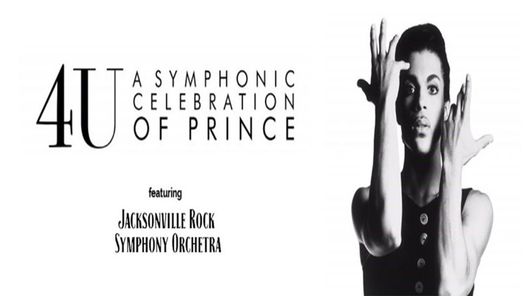 Prince fans on the First Coast will have the chance to hear a special symphonic tribute to The Purple One performed by the Jacksonville Rock Symphony Orchestra and curated by The Roots' drummer Questlove.