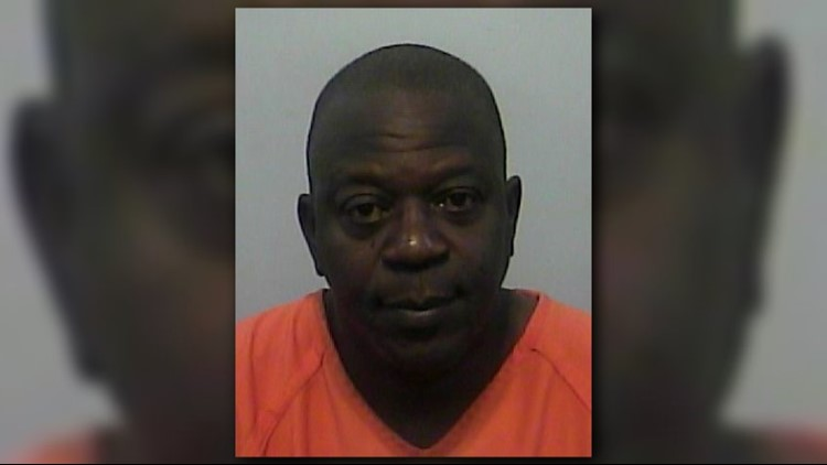 Mario Denson, 61, told police that his son stole his rifle from his bedroom.