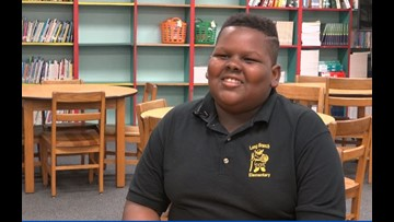 Student of the Week: Willie Holmes