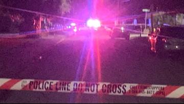 Man hospitalized after shooting in Woodstock neighborhood