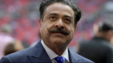 Shad Khan, Jaguars expect Lot J development to begin in early 2020