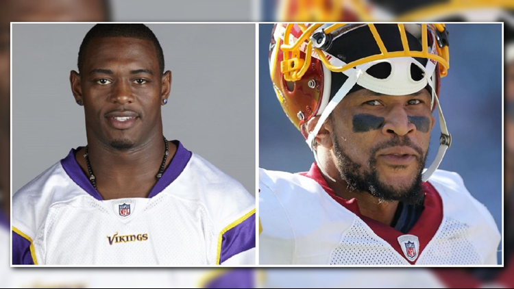 Former Pro Bowl cornerback and Jacksonville native Lito Sheppard's vehicle was vandalized by another former NFL player with local ties on Monday while he was dining out in Jacksonville Beach, police said.