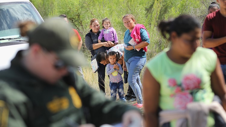 About 2,000 children have been separated from their parents at the U.S. – Mexico border between April 19 and May 31.