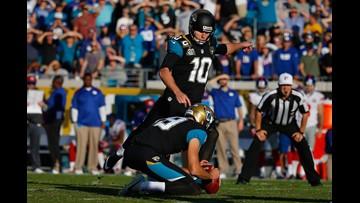 Former Jacksonville Jaguars kicker Josh Scobee live tweets vasectomy
