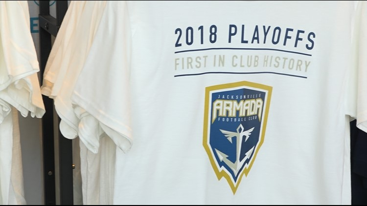 Armada fans thrilled with team's playoff run