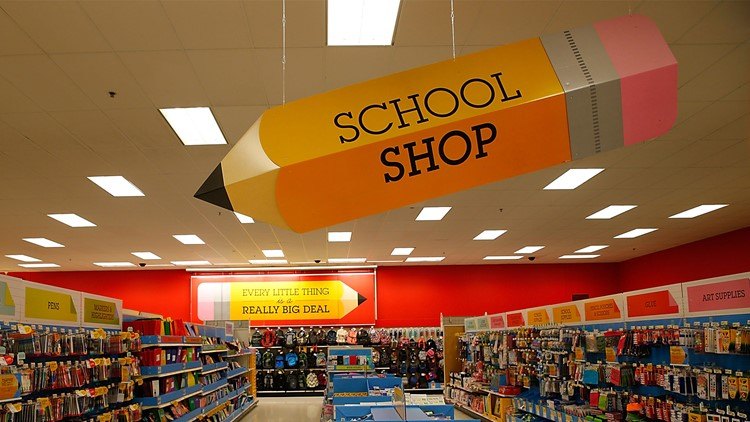 Starting Friday Florida's Back-to School Sales Tax Holiday begins