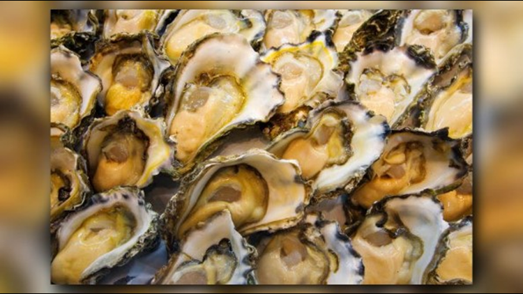 Man dies after eating raw oyster, Florida Health said