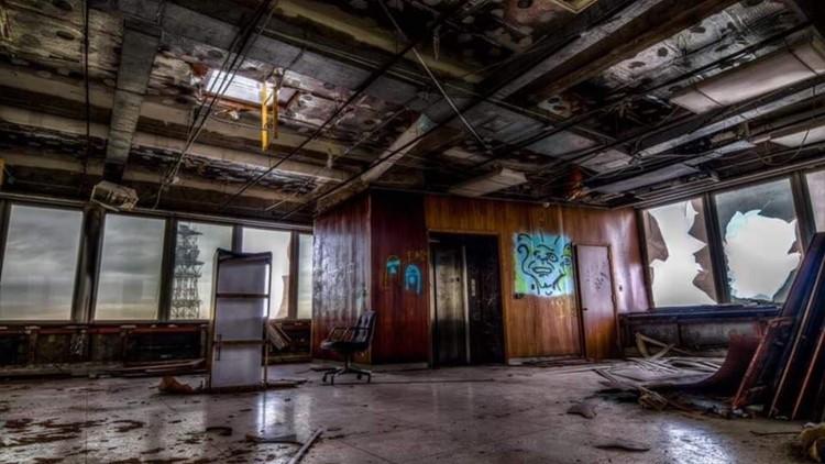 PHOTOS: See inside Downtown Jacksonville building slated for $30 million restoration