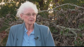 Woman pays contractor $3k to remove tree but is still waiting for the work to be completed; company promises a fix