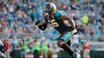 Jaguars trading DE Dante Fowler to Rams for draft picks