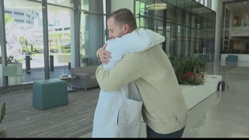 Jacksonville man continues to inspire long after dancing through cancer