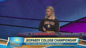 Local competes in Jeopardy College Championship