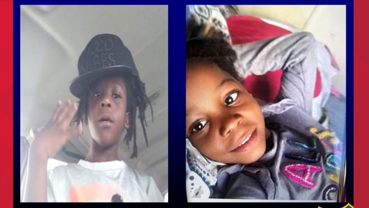 'They could be anywhere...' JSO continues to search for missing 5-year-old girl, 6-year-old boy last seen on the Westside