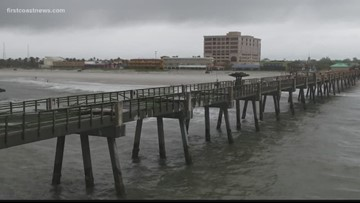 Renderings show possible changes to Jacksonville Beach Pier