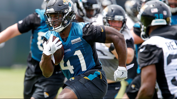 Here are the dates the Jaguars' practices are open to the public