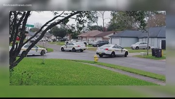 Video shows heavy police presence in Argyle neighborhood