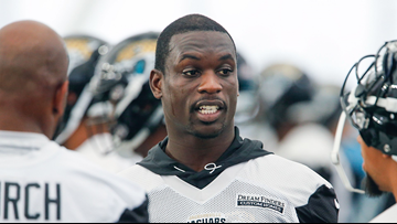 Police activity reported at former Jaguars player Telvin Smith's home in Queen's Harbor neighborhood