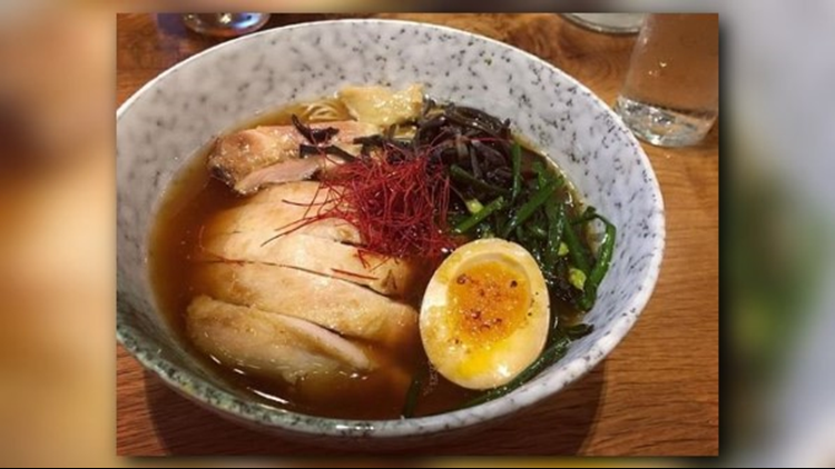 "The ramen available reflects traditional Japanese-style recipes like Black Tonkotsu (shio pork broth and chashu pork, but the restaurant also serves their own unique take on ramen - known as ""Domu Creations - like Tokyo Ramen, made of shoyu chicken broth and fried chicken thigh!"