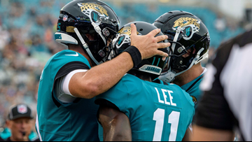 NFL moves Jaguars vs. Steelers Sunday night game to 1 p.m.