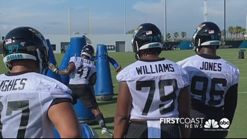 hot sale online 1d04e 07136 Jaguars sign six players to their practice squad ...