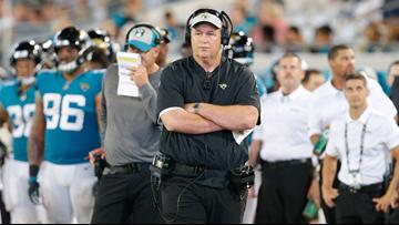 Doug Marrone apologizes to Jaguars' fans