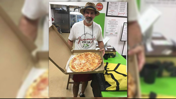 Social media saves Jimmy's Pizza, a local St. Augustine mom and pop pizza joint
