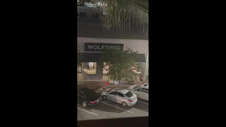 'Skateboarding Jesus' spotted shredding sidewalk in Jacksonville