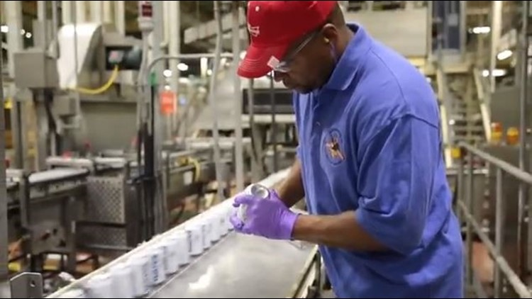 Anheuser-Busch brewery in Jacksonville ending tours in December