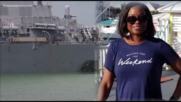 Ex-fiancé of slain Navy Chief Petty Officer arrested on murder charge