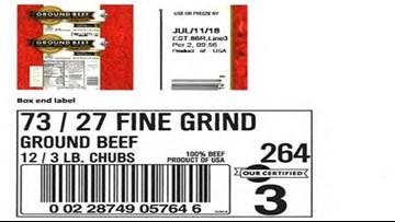 Target, Sam's Club join list of stores to receive recalled ground beef