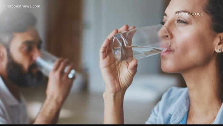 The Buzz: Drink water even when you aren't thirsty