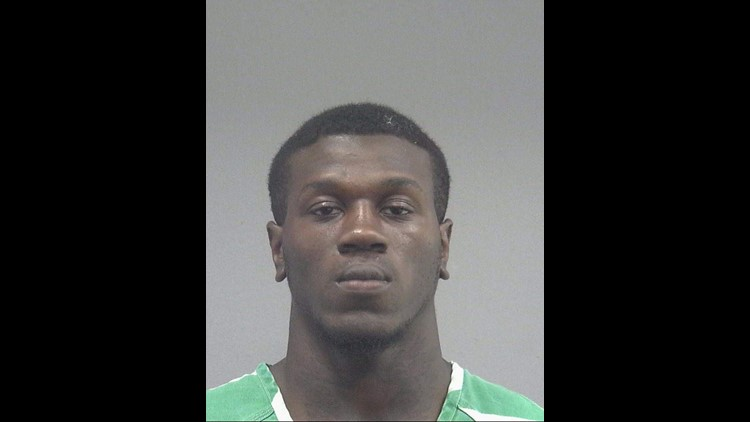 Ex-Gators running back Adarius Lemons jailed on domestic battery complaint
