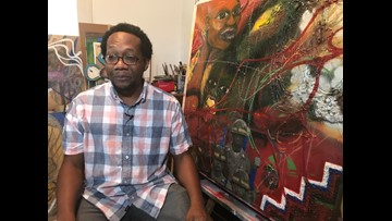 Jacksonville artist completes tribute to El Faro and crew on anniversary of maritime disaster
