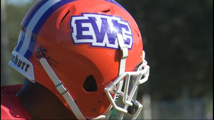 EWC introduces new football coach