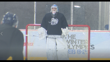 Icemen begin 2018 Training Camp